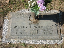 Wesley Loren Wilkerson