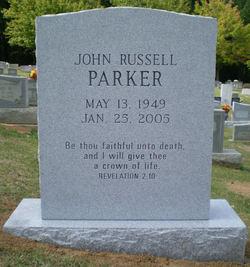 John Russell Parker