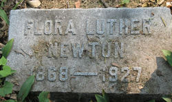 Flora Luther Newton