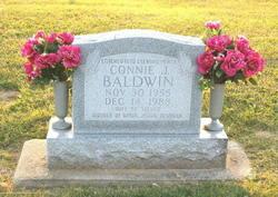 Connie J <i>Pickett</i> Baldwin