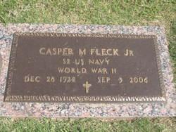 Casper Marvin Fleck, Jr