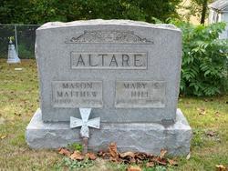 Mason Matthew Altare