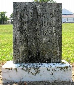 Martha W. Creekmore