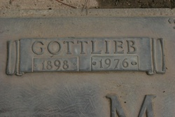 Gottlieb Mattly