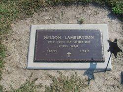 Nelson J. Lambertson