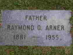 Raymond Otis Arner