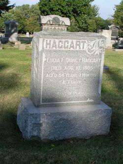 Lucia E. <i>Quincy</i> Haggart