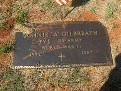 Johnnie Andrew Gilbreath