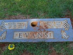 Clarence Tom Evans