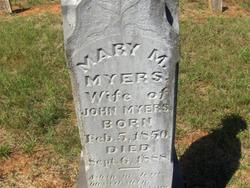 Mary M. Myers
