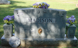 Marvin W Madison, Sr