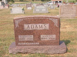 Harrison Adams