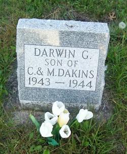 Darwin G. Dakins