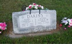 Grace M. Dakins