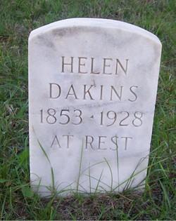 Helen Marion <i>Warner</i> Dakins