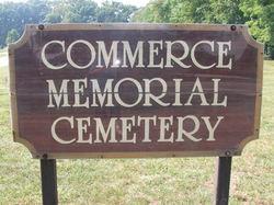 Commerce Memorial Cemetery