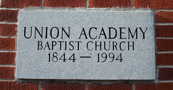 Union Academy Cemetery