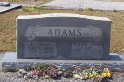 Claudia Eugenia <i>Bell</i> Adams