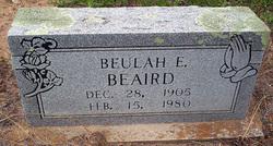 Beulah E <i>Blackwell</i> Beaird