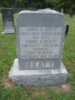 Fannie E. Beaty