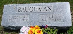 Bessie A Baughman