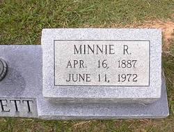 Minnie <i>Rodgers</i> Bennett
