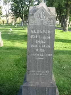 Eleazar Eli Gilliam