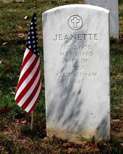 Jeanette <i>Bowen</i> Bateham