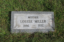 Louise Pauline <i>Krampitz</i> Miller