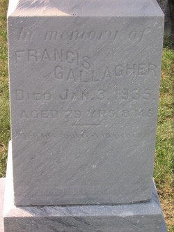 Francis Gallagher
