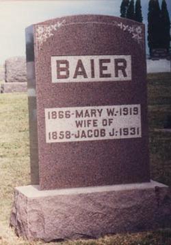 John Jacob Baier