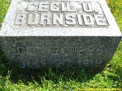 Cecil U. Burnside