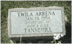 Twila Arrena Tannehill