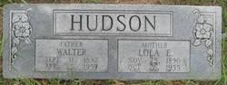 Walter Hudson