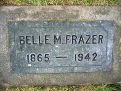 Isabella 'Belle' Mary <i>Morrow</i> Frazer