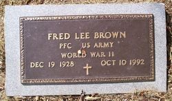 Fred Lee Brown