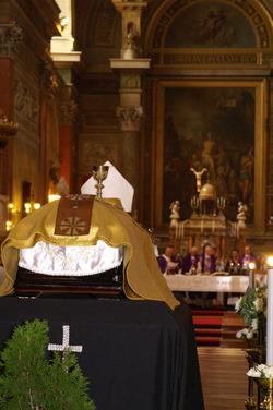 Bishop Endre Kov�cs O.Cist.