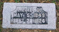 Elizabeth� Doretta Lizzie <i>Behrman</i> Pardieck