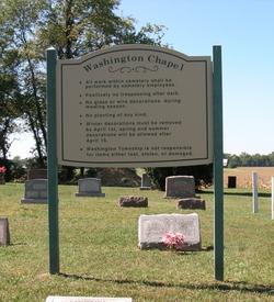 Washington Chapel Cemetery