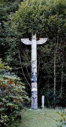Neah Bay Cemetery