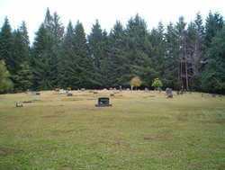 Grays River Grange Cemetery