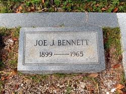 Joe James Jo Jo Bennett