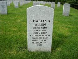 Sgt Charles Donald Allen