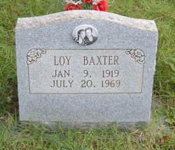 Loy Baxter