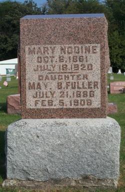 May Bell <i>Nodine</i> Fuller