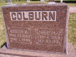 Annie May <i>Bonham</i> Colburn