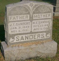 M E Sanders