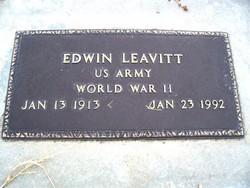 Edwin Leavitt