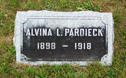 Alvina Louise Elise Pardieck