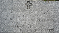 Claire H. Whitney